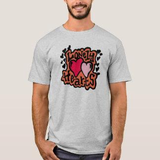 einsame Herzen T-Shirt