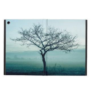 Einsamer Baum im Nebel-iPad Air ケース