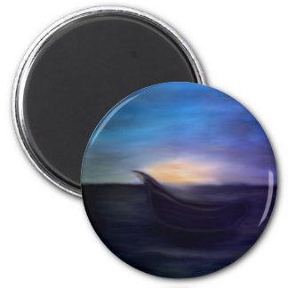 Einsamkeit (mehrfache Produkte) Magnete