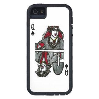 Einst - Königin der Spaten iPhone 5 Schutzhüllen
