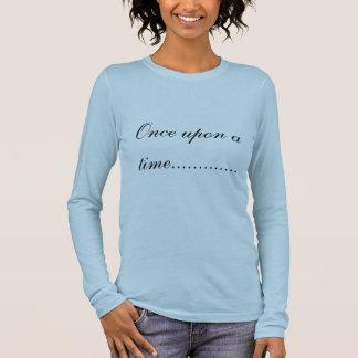 Einst ............. langarm T-Shirt