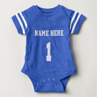 Einteiliger Körper-Anzug personalisierter Baby Strampler