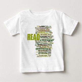 Einzelteile inspiriert durch die 100 beststen baby t-shirt