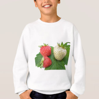 einzigartige Erdbeere Sweatshirt