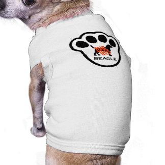 Einzigartige Furcht diese Beagle-Hunde-Kleidung T-Shirt
