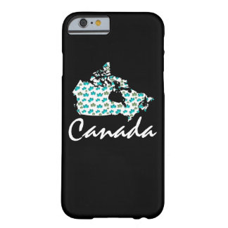 Einzigartiger Spaß kanadischer Barely There iPhone 6 Hülle