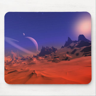 Einzigartiges Ambiente mousepad