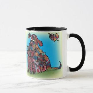 Einzigartiges Geschenk - Hunde-und Tasse