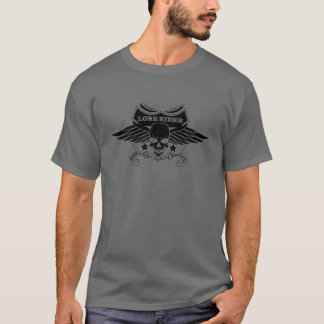 Einziger Reiter T-Shirt