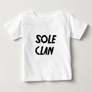 Einziges Clan-Kleid Baby T-shirt