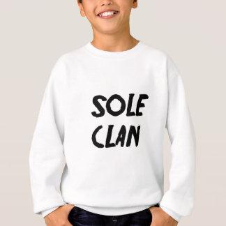 Einziges Clan-Kleid Sweatshirt