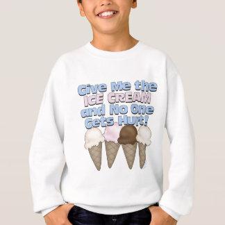 Eiscreme Sweatshirt