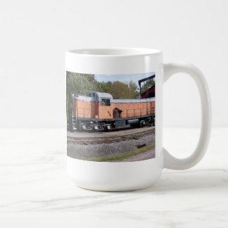 Eisenbahn-Diesel 2 Kaffeetasse