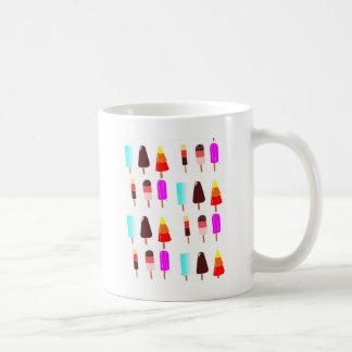 Eislutschbonbons Tasse