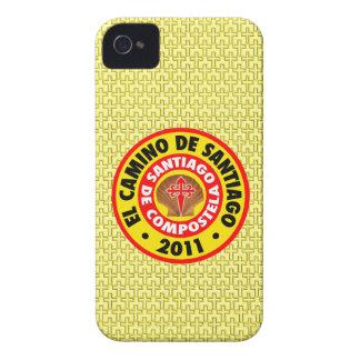 EL Camino Santiago 2011 Case-Mate iPhone 4 Hüllen