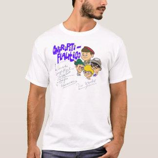 EL Capitán TAN, Valentina, Locomotoro y Tío T-Shirt