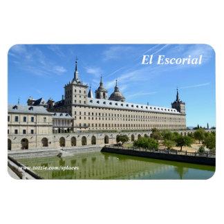 EL Escorial, Spanien Magnet