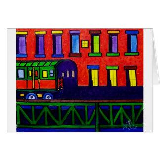 EL-Zug Bronx Karte