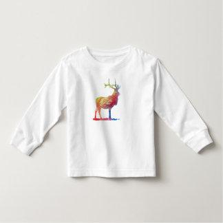 Elchkunst Kleinkind T-shirt