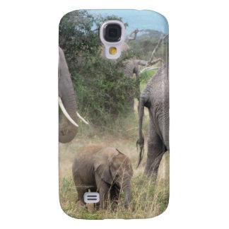 Elefant Galaxy S4 Hülle