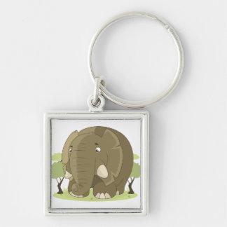 Elefant Keychain Schlüsselanhänger