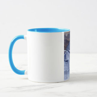 Elefant-Pop-Kunst Tasse