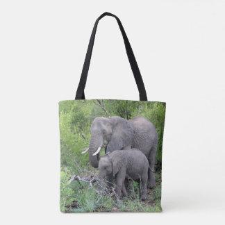 Elefant-Taschen-Tasche