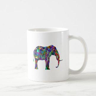 Elefant-Wiederbelebung Tasse