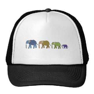 Elefanten vergessen nie kappe