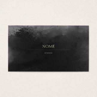 Elegant 3 Gray Visitenkarten
