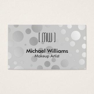 Elegant Moderner Professioneller Metall Visitenkarten