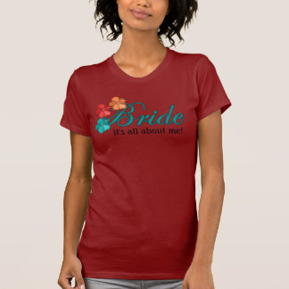Elegante Braut T-Shirt
