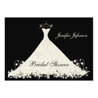 Elegante Brautparty-Einladung Karte