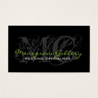 Elegante kundengerechte Visitenkarten