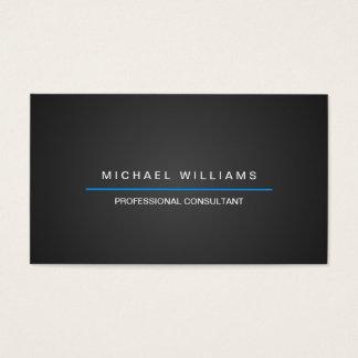 ELEGANTE MODERNE MINIMALISTISCHE Visitenkarte