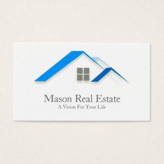 Elegantes Haus-Dach-wirkliches Anwesen - Visitenkarten
