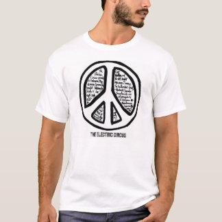 Elektrischer Zirkus-Vietnam-Moratorium-T - Shirt