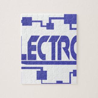 Elektronik Puzzle