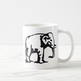 elephant tasse