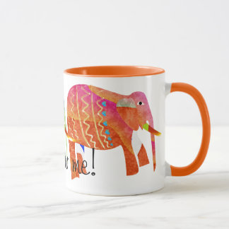 Elephants Tasse
