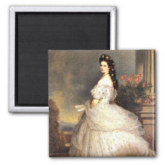 Elizabeth, Kaiserin von Österreich Magnete