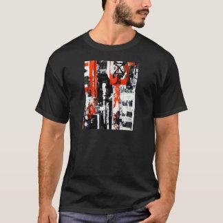 Elle-abstract-009-1620-Original-Abstract-Art-untit T-Shirt