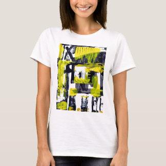 Elle-abstract-010-1620-Original-Abstract-Art-untit T-Shirt