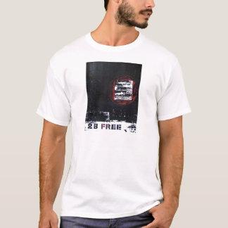 Elle-abstract-018-2228-Original-Abstract-Art-Born- T-Shirt