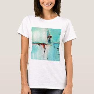 Elle-abstract-026-2424-Original-Abstract-Art-Off-S T-Shirt