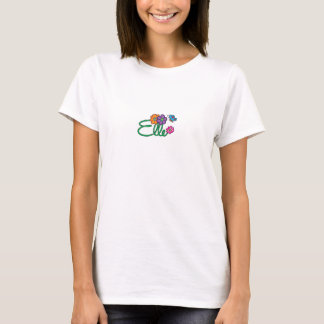 Elle Blumen T-Shirt