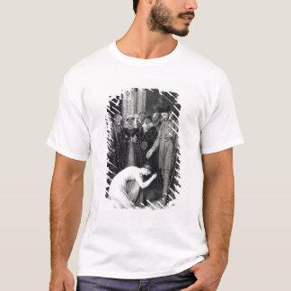 Ellen Douglas, das den Ring zeigt T-Shirt