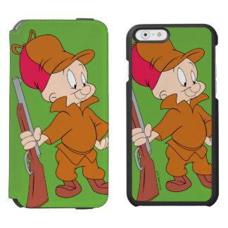 ELMER FUDD™ | mit Gewehr Incipio Watson™ iPhone 6 Geldbörsen Hülle