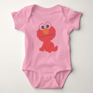 Elmo Baby-Sitzen Baby Strampler