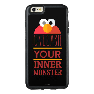Elmo inneres Monster OtterBox iPhone 6/6s Plus Hülle
